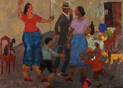 Family, 1981 - Grégoire Michonze