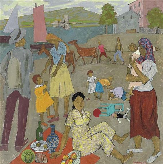 Picnic, 1957 - Grégoire Michonze