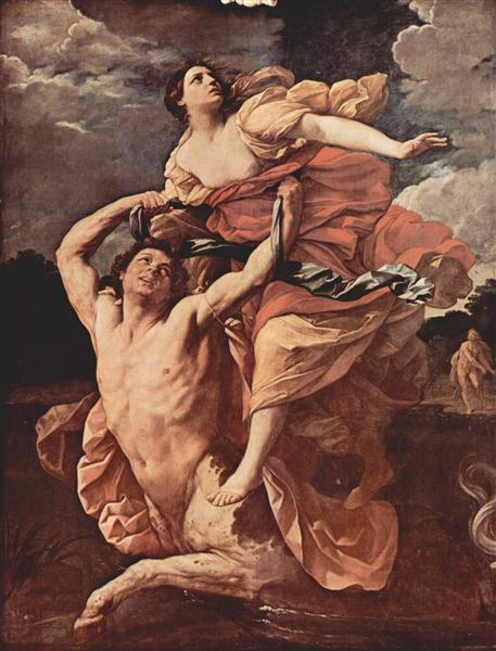 Abduction of Deianira, 1620 - 1621 - Guido Reni