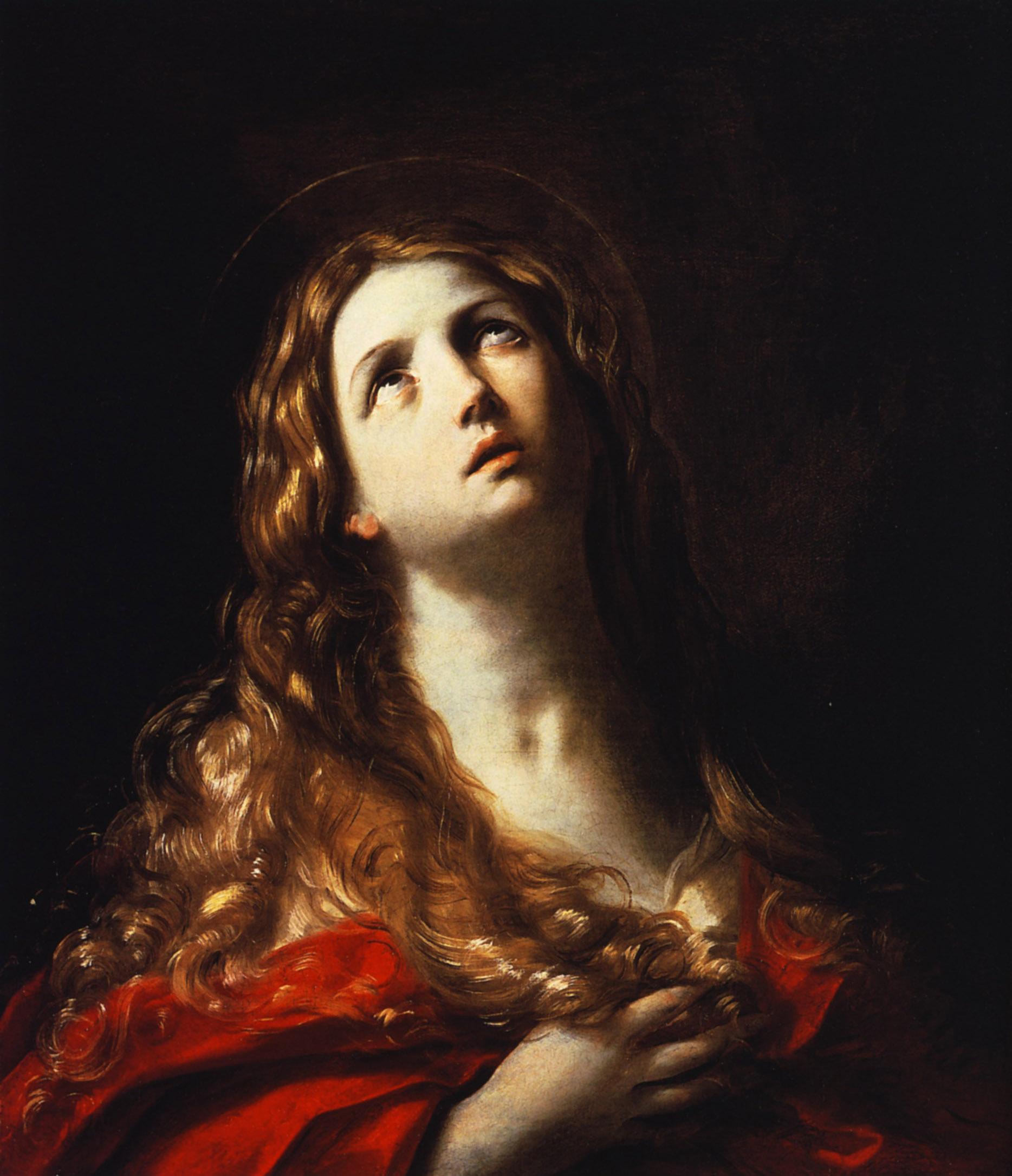 1635 Guido Reni St. Mary Magdalene