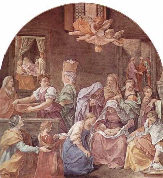 Nacimiento de María - Reni Guido