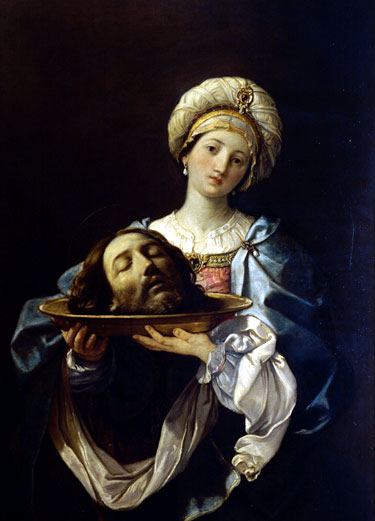 Salome with the Head of John the Baptist, 1630 - 1635 - Guido Reni