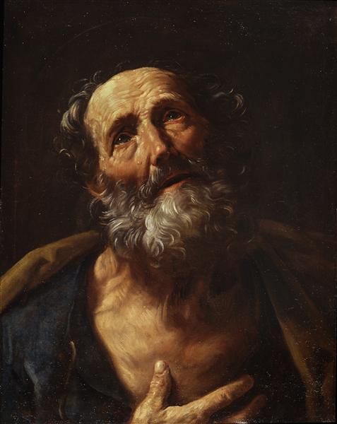 San Pedro Penitente - Reni Guido