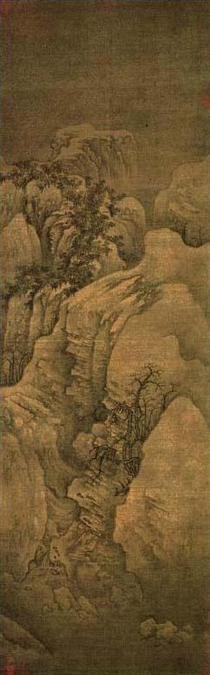 Snow Mountain - Guo Xi