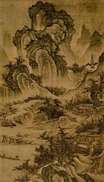 unknown title - Guo Xi
