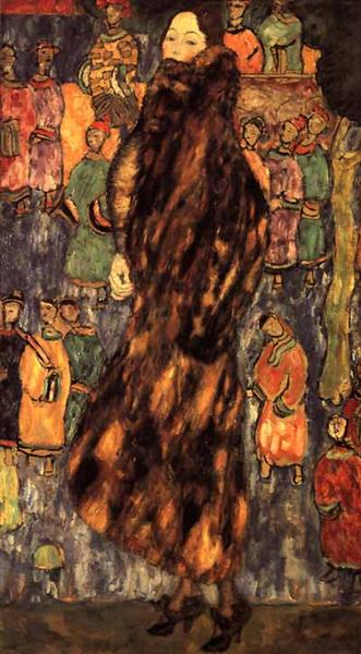 NOT DETECTED, 1916 - 1918 - Gustav Klimt