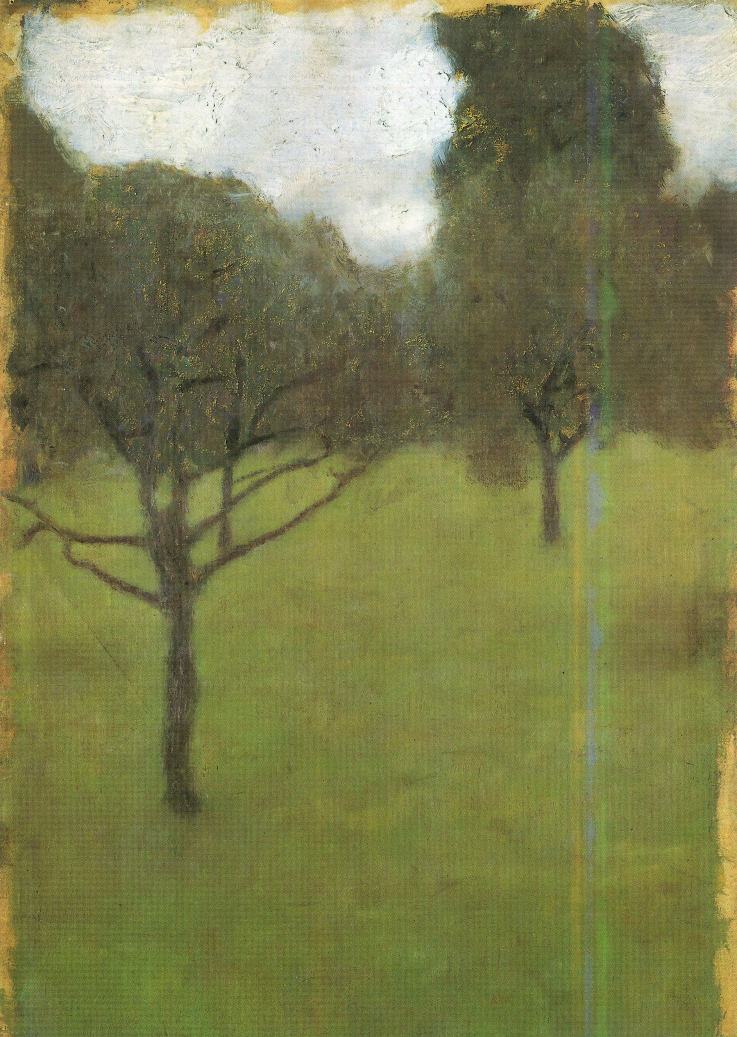 Orchard, 1896