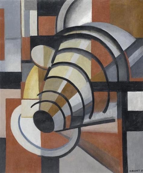 Futorismo, 1927 - Gustave Buchet