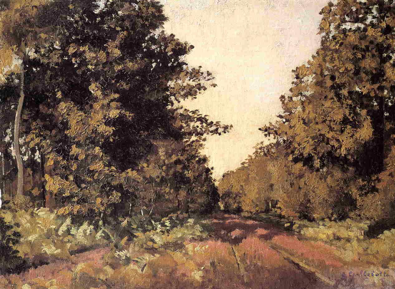 Woods at la Grange, 1874-1879