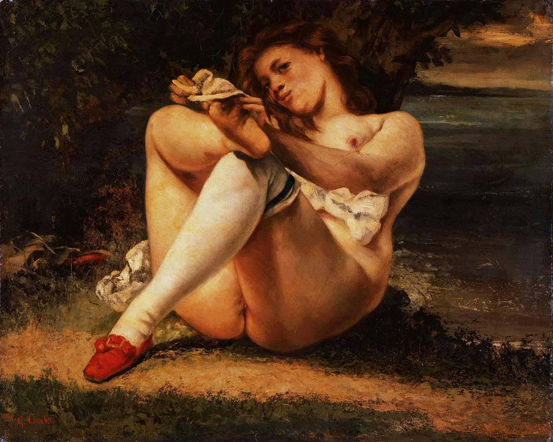 http://uploads8.wikipaintings.org/images/gustave-courbet/woman-with-white-stockings-1861.jpg