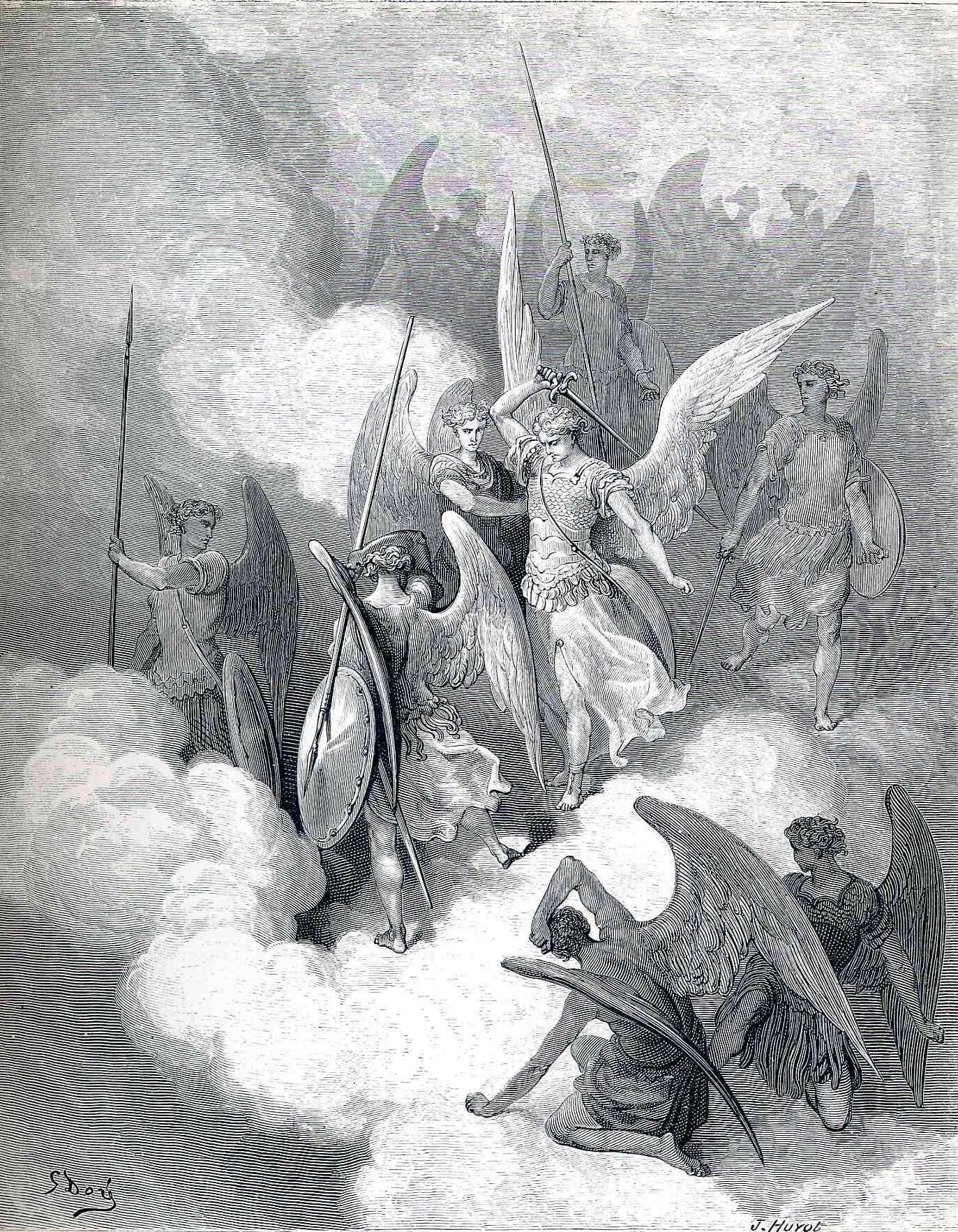 rebellion in paradise lost The consultation begun, satan debates whether another battel be to be hazarded for the recovery of heaven: some advise it, others dissuade: a third proposal is prefer.