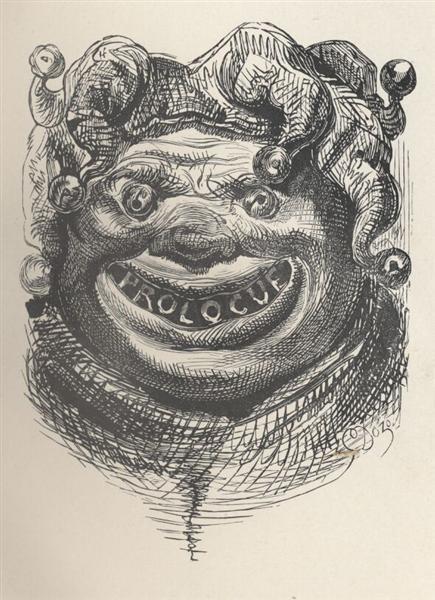 Gargantua and Pantagruel - Gustave Dore