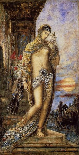 The Song of Songs, 1893 - Gustave Moreau