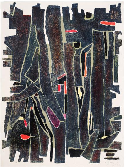 Prison pour Danae, 1962 - Gustave Singier