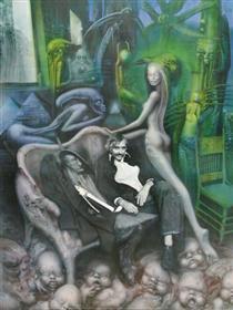 Friedrich Kuhn - H.R. Giger