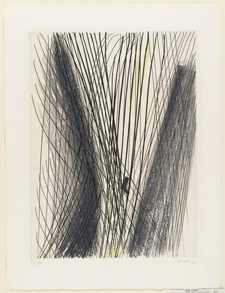 #18, 1953 - Hans Hartung