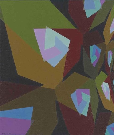 Opus 4, 1951 - Hans Hinterreiter