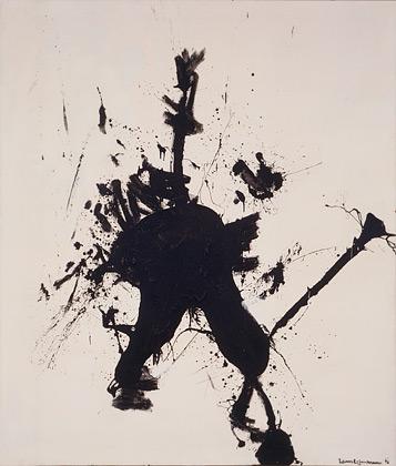 Don Quixote, 1963 - Hans Hofmann