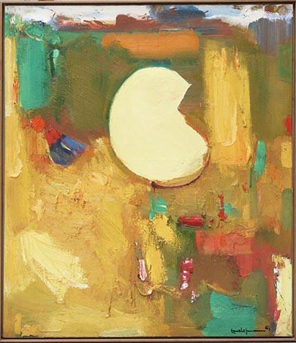 Gloriamundi, 1963 - Hans Hofmann