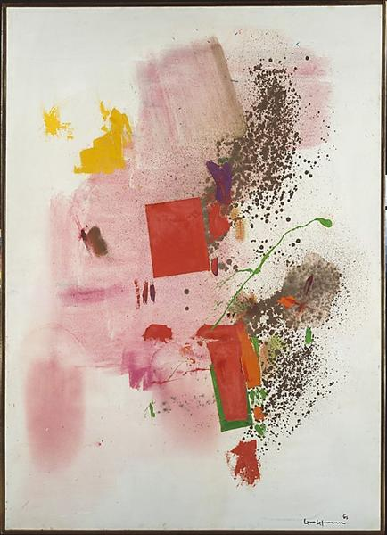 Lust and Delight, 1965 - Hans Hofmann