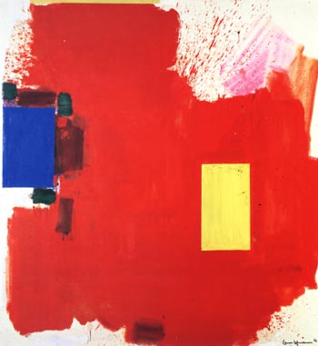 Magnum Opus, 1962 - Hans Hofmann