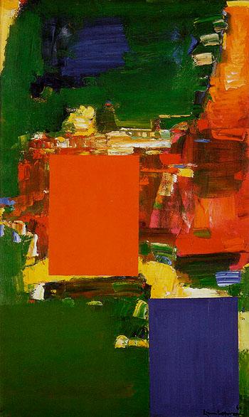 Olive Grove, 1960 - Hans Hofmann