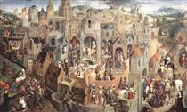 The Passion - Hans Memling