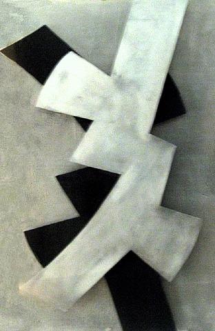 Pro Contra Variation, 1973 - Hans Richter