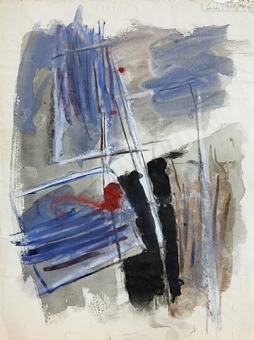 Untitled - no. 817B - Hans Richter