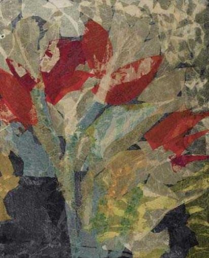 Flower Design, 1963 - Helen Dahm