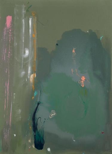 Côte d'Argent, 1980 - Helen Frankenthaler