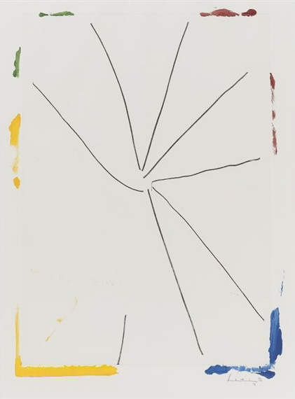Free Wheeling, 1971 - Helen Frankenthaler