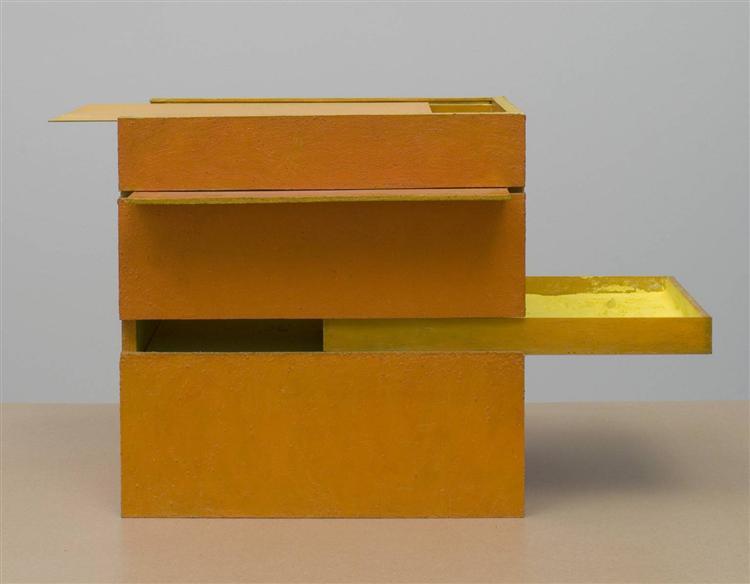 B11 Box Bólide 09, 1964 - Элио Ойтисика