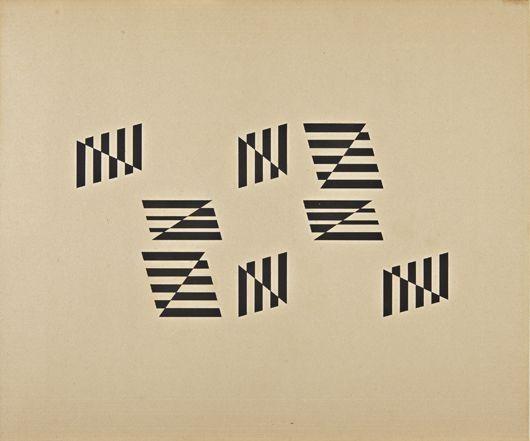 Limite-Lumificaças, 1958 - Элио Ойтисика