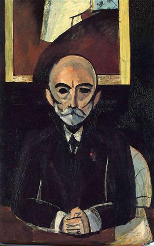 Auguste Pellerin II - Henri Matisse