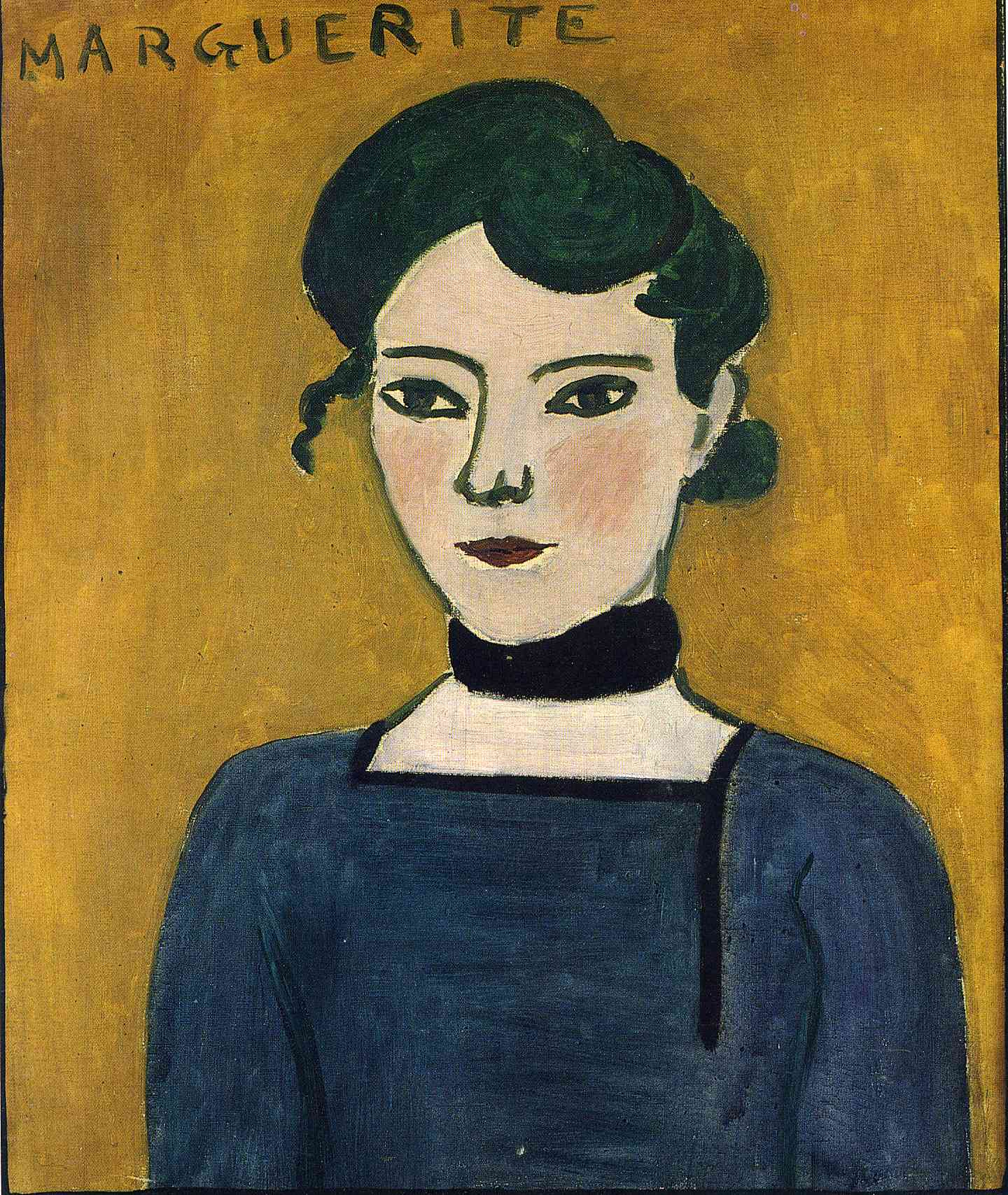 Image result for marguerite   1906  1907  matisse