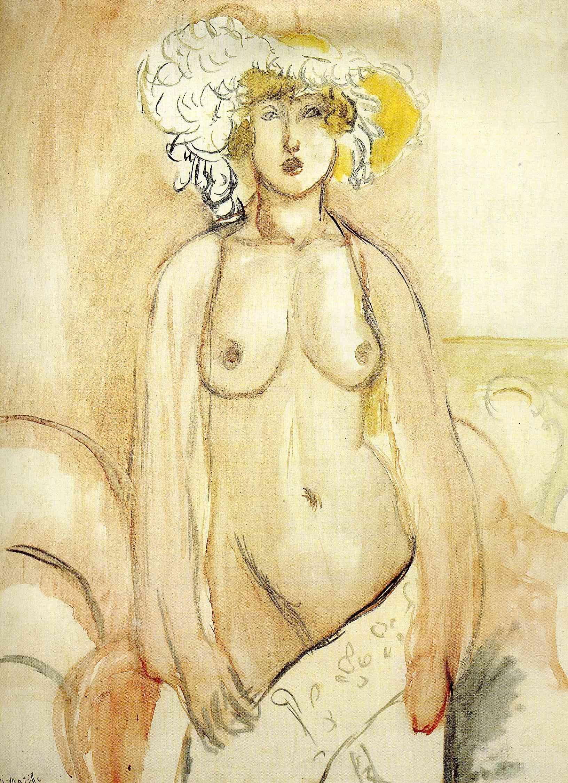 Henri Matisse Nude 56