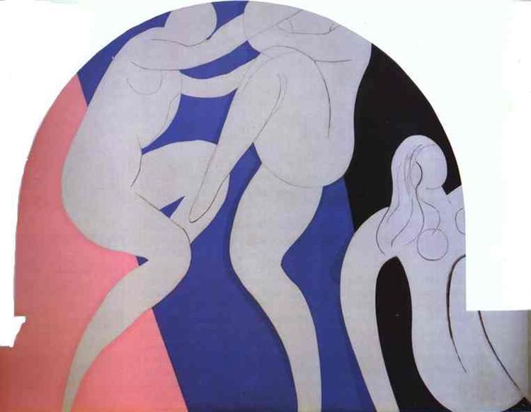The Dance, 1932 - 1933 - Анри Матисс
