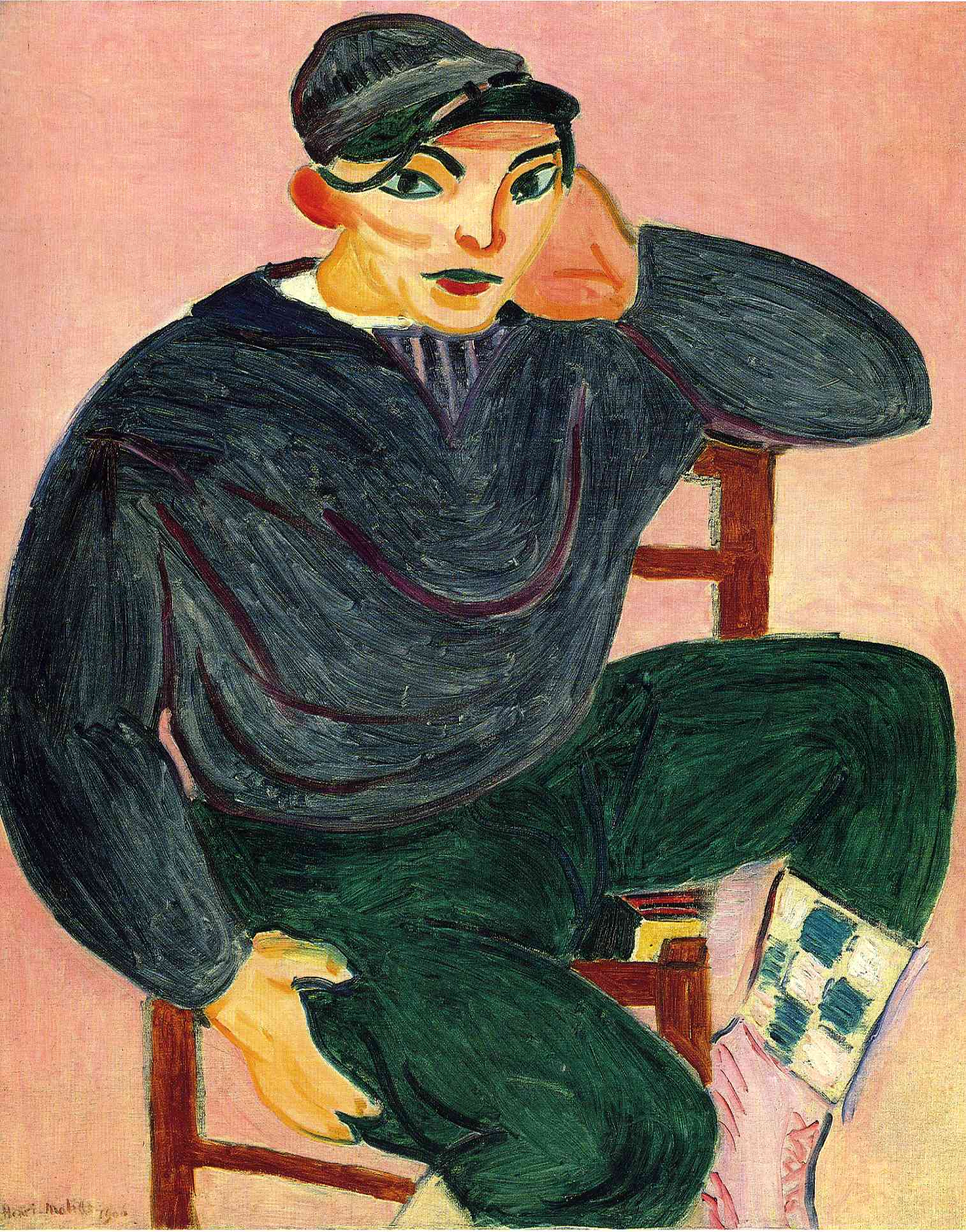 Sailor by Matisse