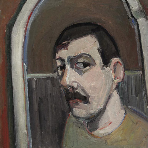 Self-Portrait - Henry Villierme