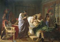 Alexander of Macedon Trust's the Doctor Philip - Henryk Siemiradzki