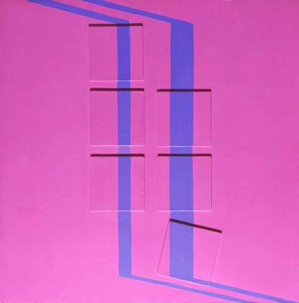 Relief, 1979 - Henryk Stazewski