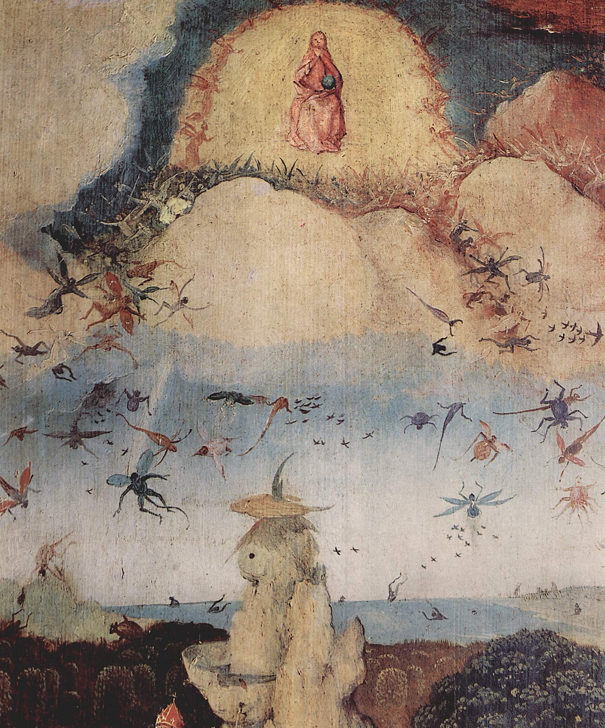 Haywain Detail 1500 1502 Hieronymus Bosch