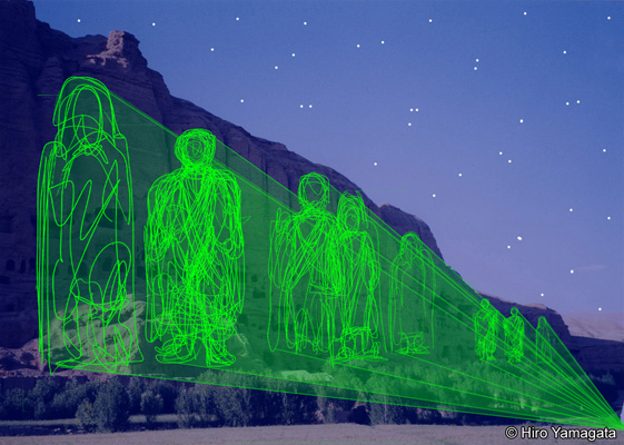 Bamiyan Laser System Installation Hiro Yamagata