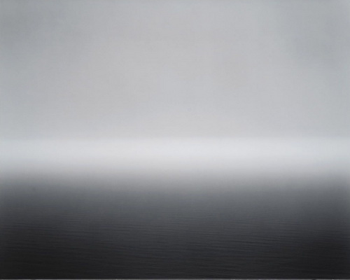 Seascape: Ligurian Sea, near Saviore, 1993 - Хироси Сугимото