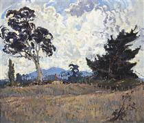 Woodside Pastoral - Horace Trenerry