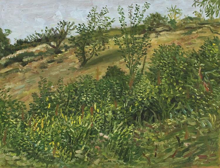 Springtime, 1987 - Horia Bernea