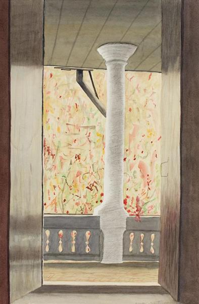The Column, 1992 - Horia Bernea
