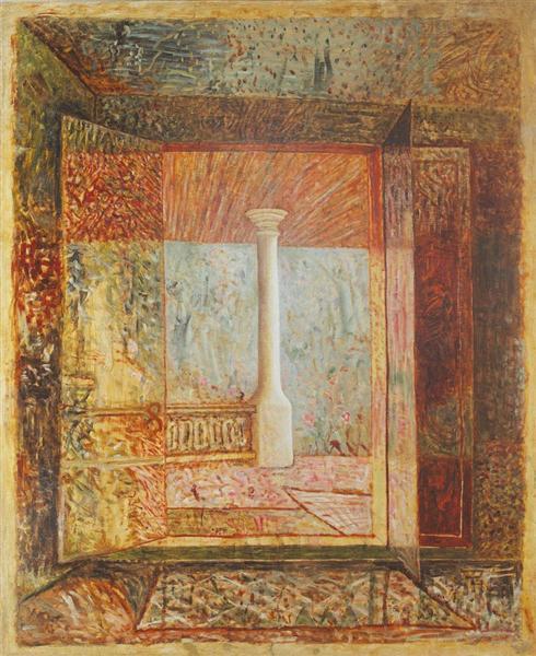 The Column, 1999 - Horia Bernea