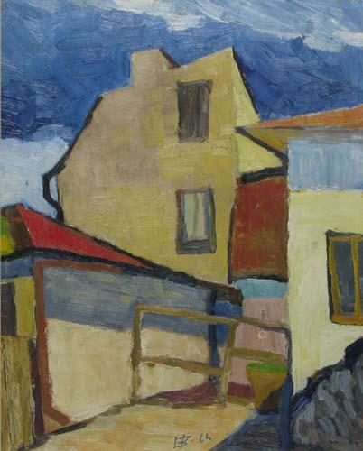 The Edge of the City, 1964 - Horia Bernea